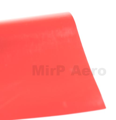 #102/A Plastic Cover Solid Red (200x 60Cm)