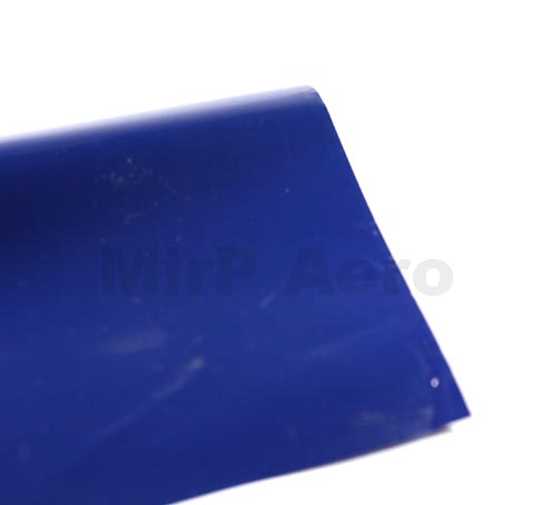#107/A Plastic Cover Solid Blue-Black (200x 60Cm)
