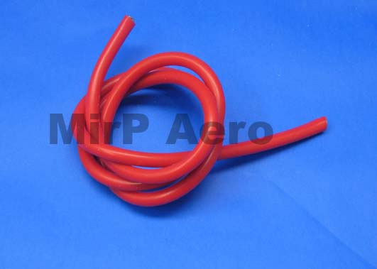 #A025 Silicon Wire 10AWG Super Soft (50cm) RED