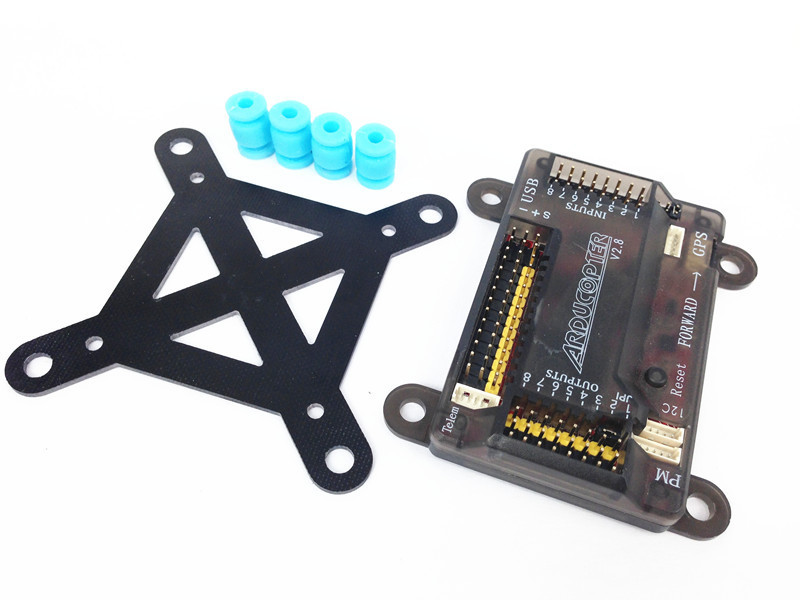 #QD2 APM 2.8 Flight Controller Board with Shock Absorber
